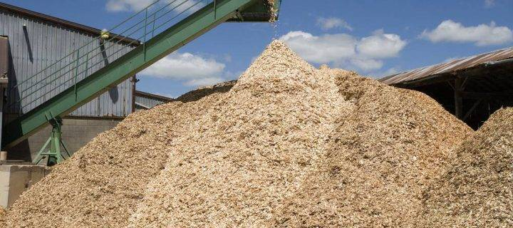 Turning Waste into Biomass Fuel in Derbyshire