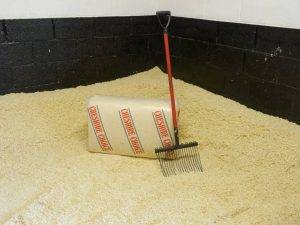 Horse bedding in Cheshire