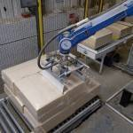 Cubicle Bedding Packaging Process