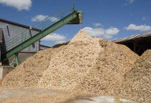 Biomass fuel in Cheshire