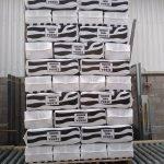 zebra fibre bedding - PH Winterton and Son