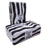 zebra fibre equine bedding
